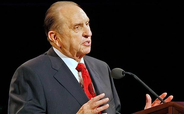 Thomas Monson Mormon Prophet