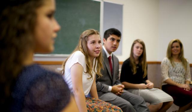Youth in Church
