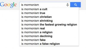 Google Search Mormonism
