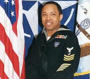 Keith Lionel Brown U.S. Navy