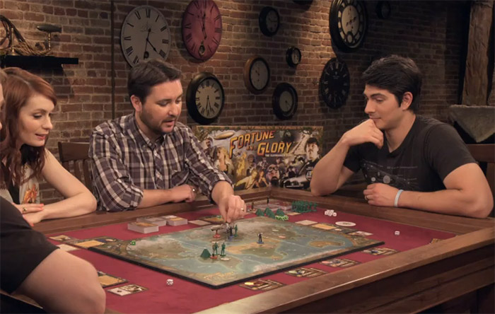 Will Wheaton Table Top