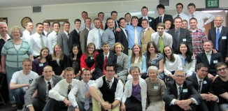 LDS mission reunion