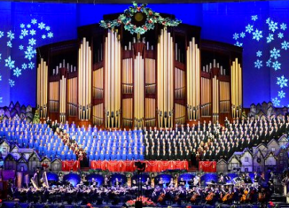 Christmas Concerts with Mormon Tabernacle Choir