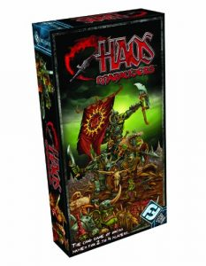 Chaos Marauders Card Box Cover