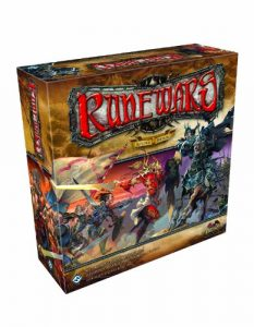 Rune Wars Board Game Box Cover