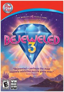 Bejewled 3 Game Case