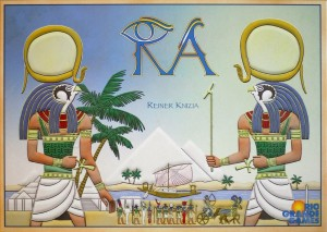 RA Board Game Box Cover