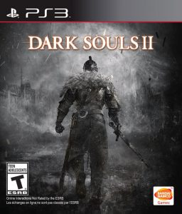 Dark Souls 2 PS3 Game Case