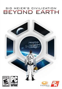 Civilization Beyond Earth Game Case