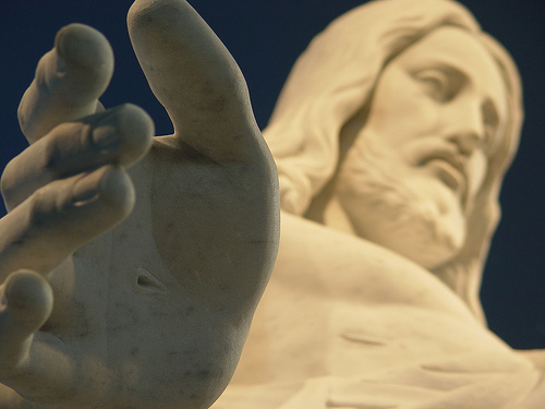 Hands, Christ, Atonement.