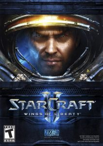 Starcraft 2 Game Case