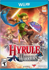 Hyrule Warriors Wii U Game Case