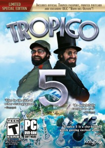 tropico 5 case cover Game Case