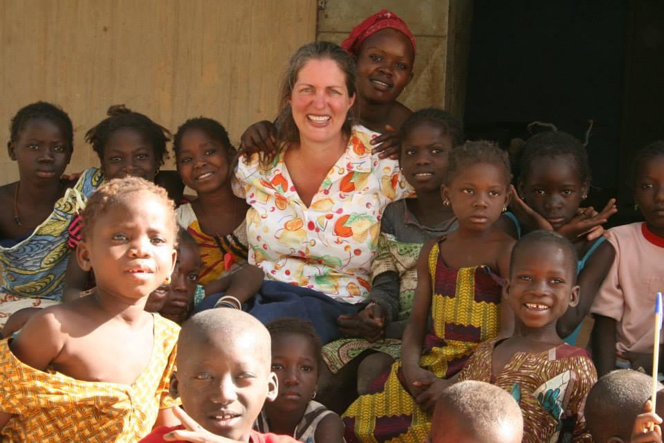 Ann Lewis on humanitarian effort for children in Mali