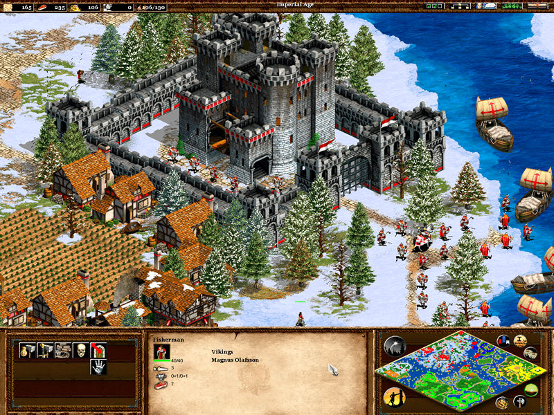 Age of Empires Screen Shot