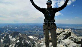 Conquering Grand Teton