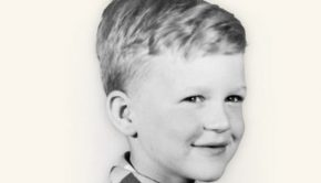 D. Todd Christofferson as a boy