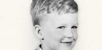 D. Todd Christofferson as a boy