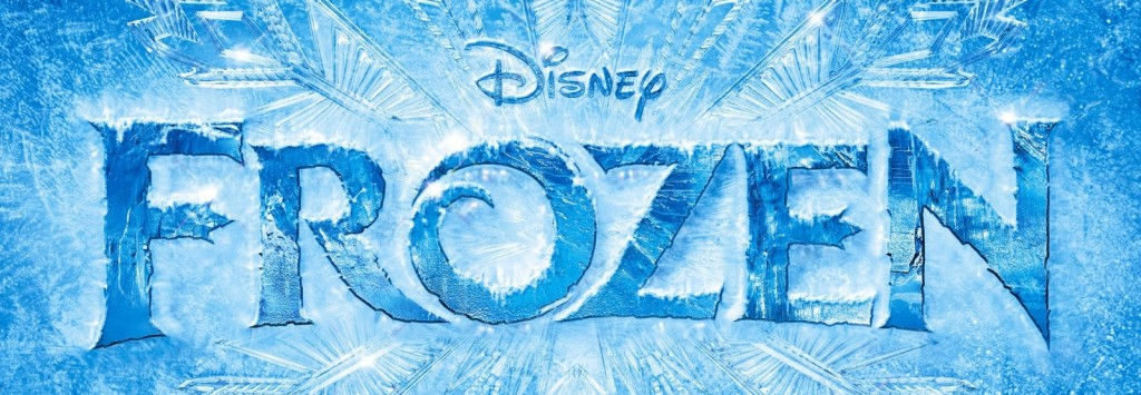 Disney's Frozen Movie Poster.