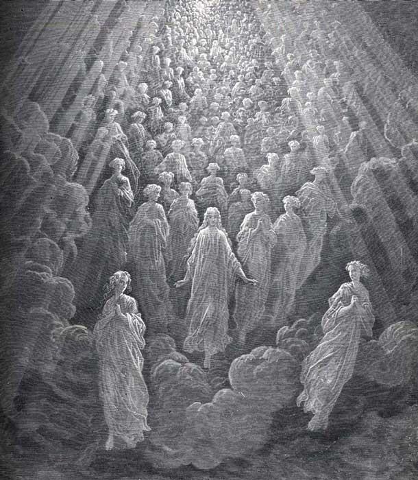 Hosts of Heaven