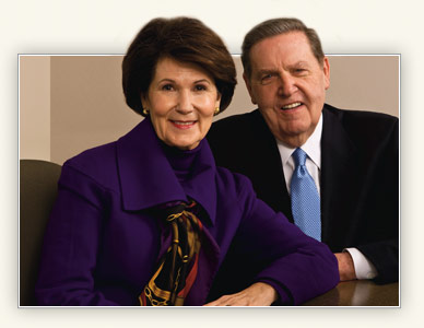 Jeffrey and Patricia Holland