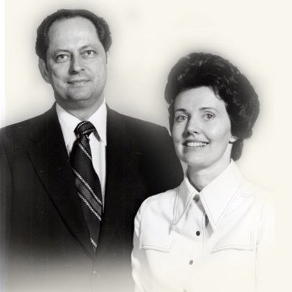 Robert and Mary Hales