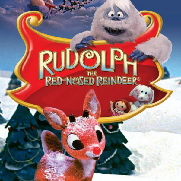 Rudolph the Red-Nosed Reindeer Movie Poster.