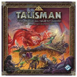 Talisman The Magical Quest Game Box Cover