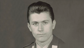 Pres. Uchtdorf in German Air Force