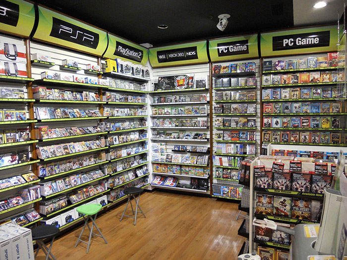 Video Game Shop