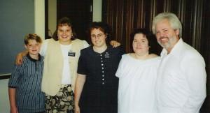 Baptism of Kimberly Jo Smith