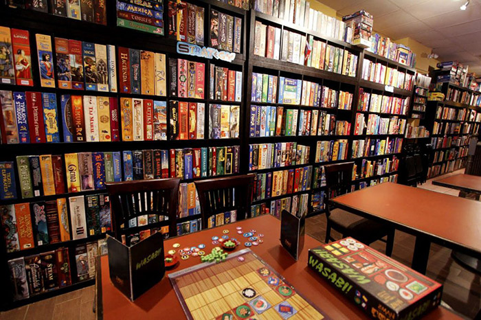 Board Game Shop