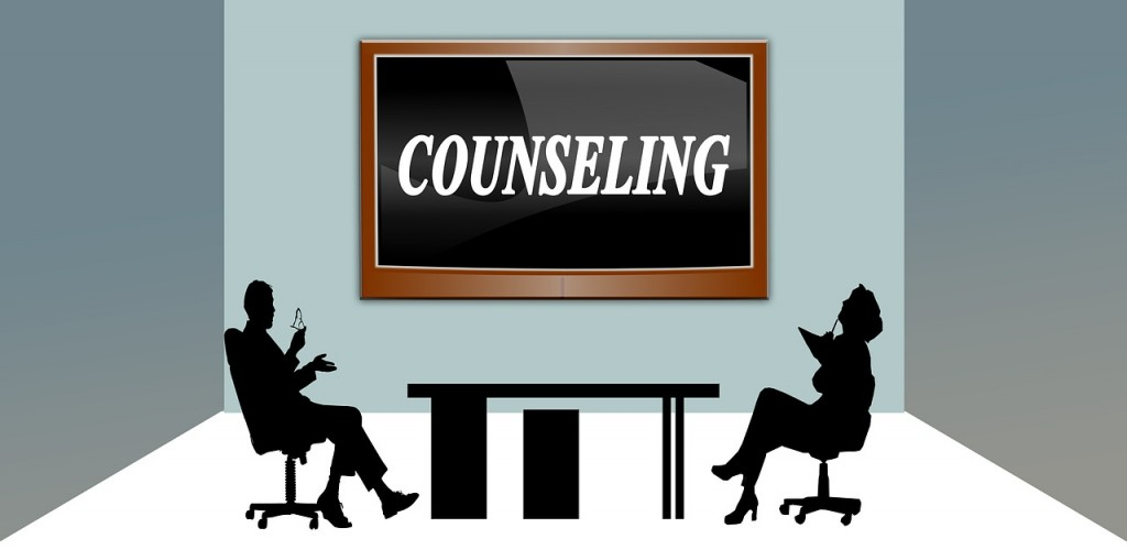 clip art of businessmen in counseling