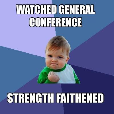 LDS Conference Memes prayer gaffe