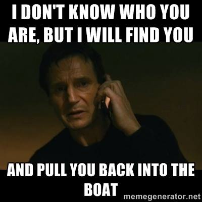 LDS Conference Memes boat