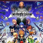 Kingdom Hearts HD II.5 Remix PS3 Game Case