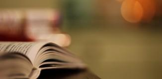 Book, Bokeh
