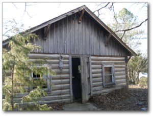 Smith Cabin; Ava, Missouri
