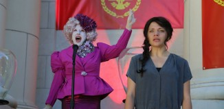 Studio C doing three part Hunger Games parody