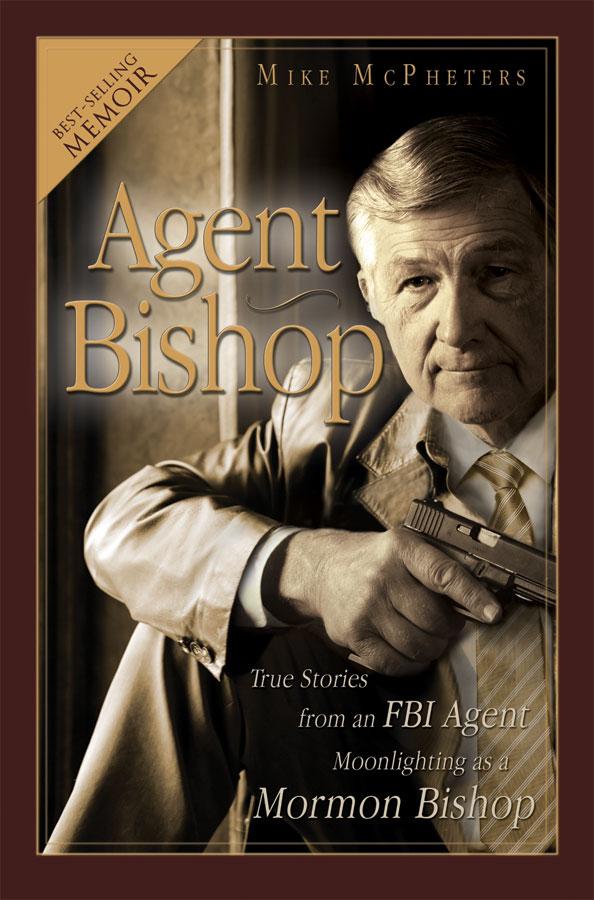 Agent Bishop New Cover. Image via Ceder Fort Publishing.