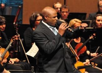 Alex Boye, Mormon Tabernacle Choir, Singing