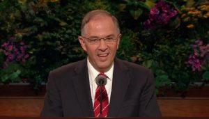 Elder Niel L Anderson