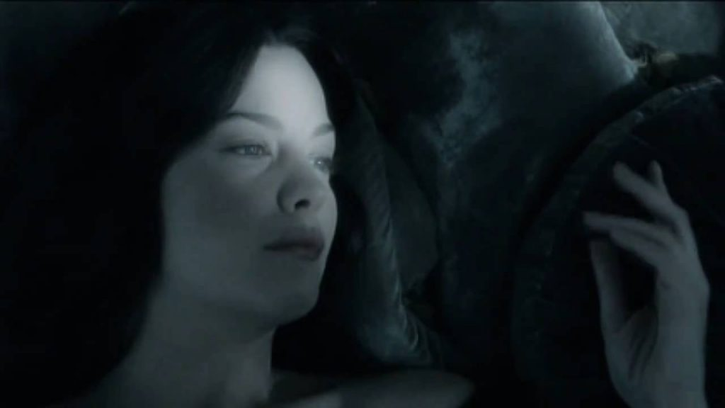 Arwen holding on to her hope of better times