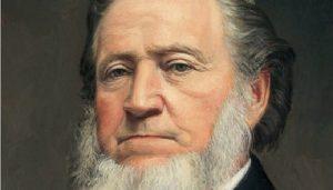 Birthday: Brigham Young