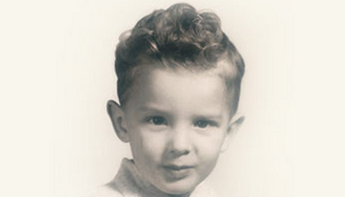 Neil L. Andersen as a young boy