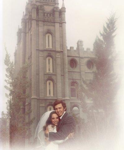 Neil and Kathy Andersen wedding