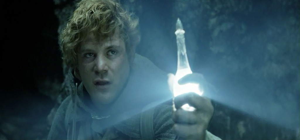 Sam and the light of Earendil