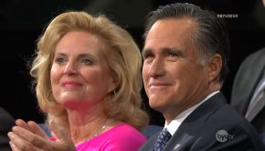 ann and mitt romney at byu