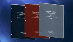 Church Handbook finishes major revision, 1998