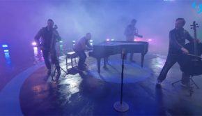 Piano Guys performing